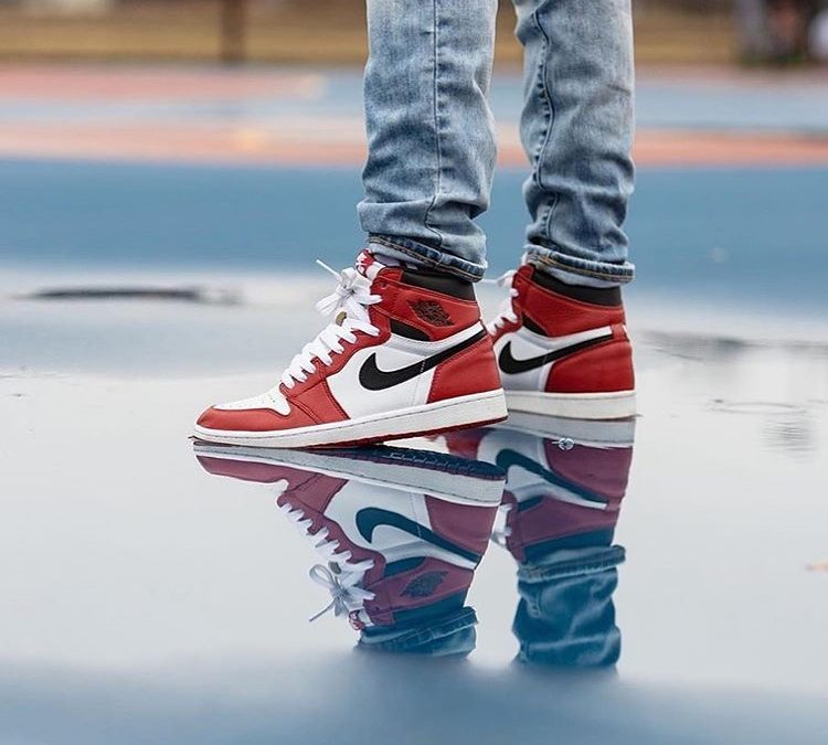 Air Jordan 1, la basket intemporelle de Michael Jordan