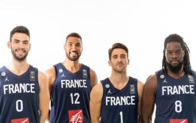 Maillot de l'équipe de France de Basketball