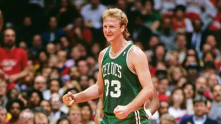 Le maillot vert des Boston Celtics