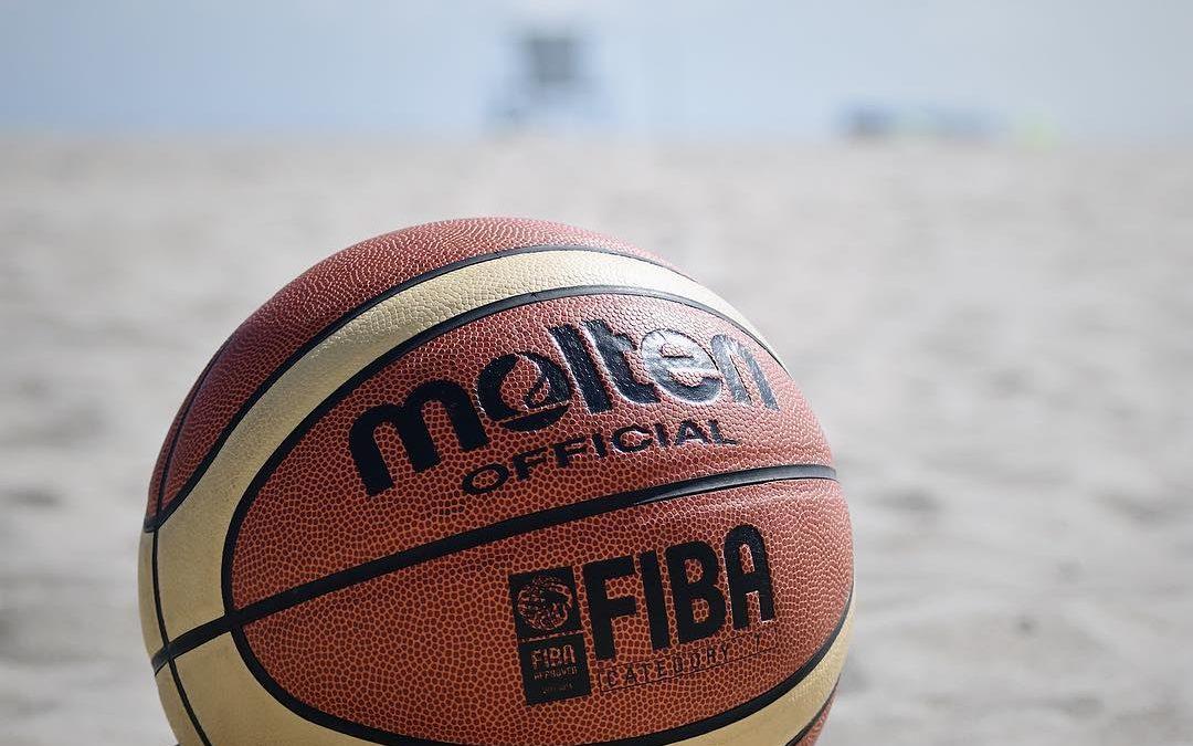 Ballons de basket Molten : le ballon de la FIBA