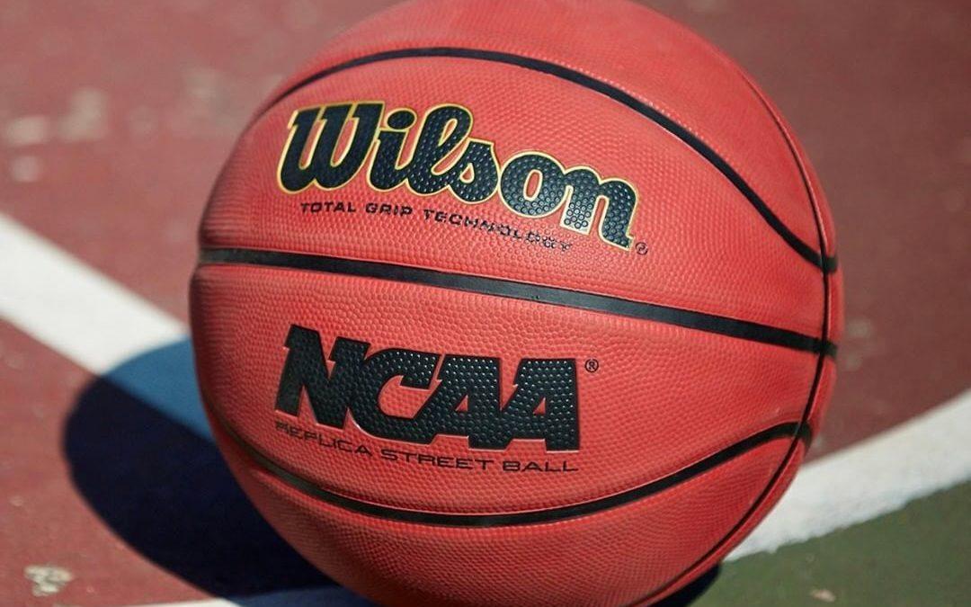 Ballon de basket Wilson : le ballon de la NCAA